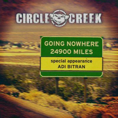 Circle Creek - Going Nowhere - Artwork
