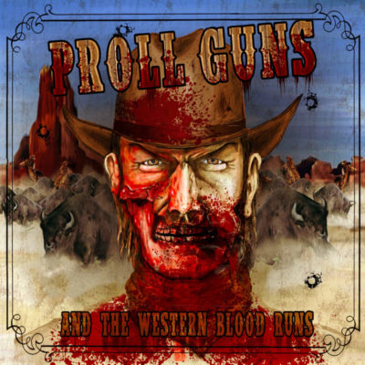 Proll Guns And the artwork