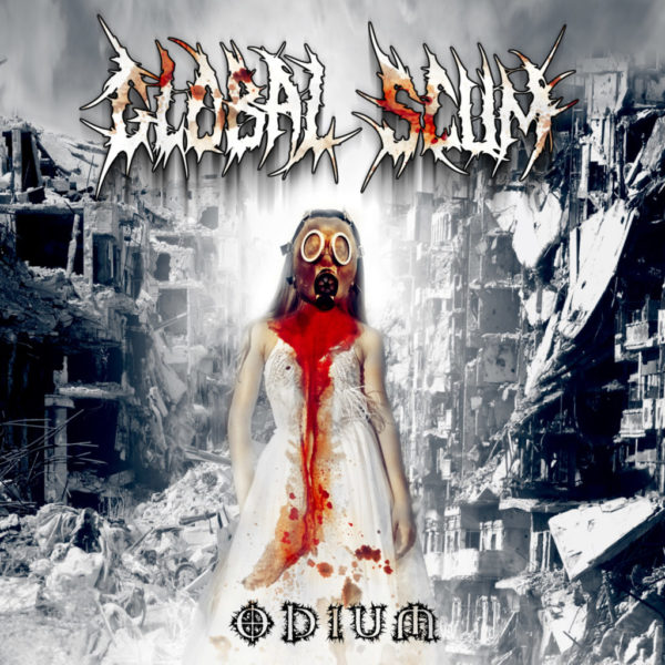 Global Scum - Odium Artwork