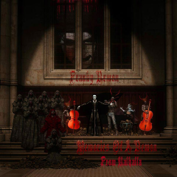 Franky Demon - Memories Of A Demon - Artwork